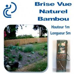 BRISE VUE NATUREL BAMBOU