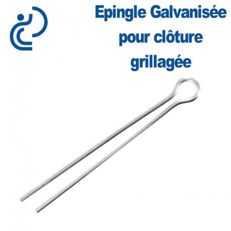 Épingle Galvanisée Pour Clôture Grillagée