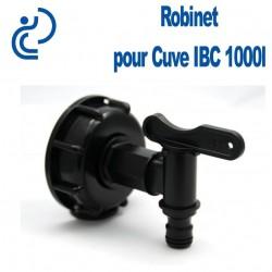 ROBINET POUR CUVE IBC 1000L