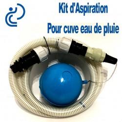 KIT D'ASPIRATION POUR CUVE EAU DE PLUIE 3ML
