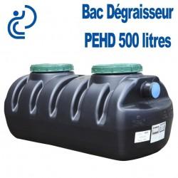 Bac Dégraisseur PEHD 500 litres