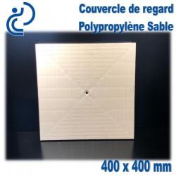 COUVERCLE DE SOL PP Sable 40x40
