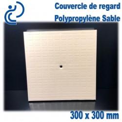 COUVERCLE DE SOL PP Sable 30x30