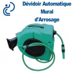 DEVIDOIR AUTOMATIQUE D'ARROSAGE MURAL