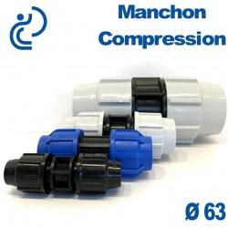 MANCHON COMPRESSION D63