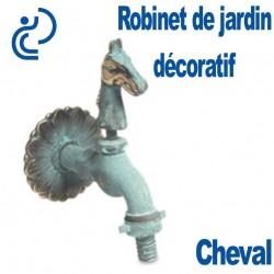 ROBINET DE JARDIN DECORATIF CHEVAL