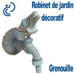 ROBINET DE JARDIN DECORATIF GRENOUILLE