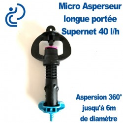 MICRO ASPERSEUR LONGUE PORTEE Supernet LR40