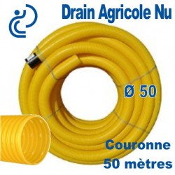 Drain Agricole Nu D50 couronne de 50ml