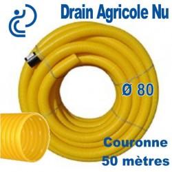 Drain Agricole Nu D80 couronne de 50ml