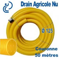 Drain Agricole Nu D125 couronne de 50ml
