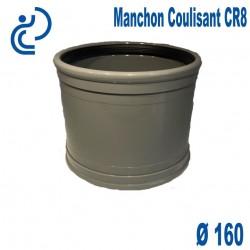 Manchon coulissant pvc CR8 D160 FF