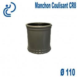Manchon coulissant pvc CR8 D110 FF