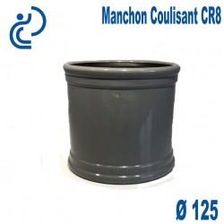 Manchon coulissant pvc CR8 D125 FF