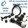 KIT de Jumelage pour 4 cuves 1000 litres IBC modulable prêt à monter