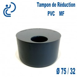 TAMPON DE REDUCTION PVC MF