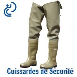 Cuissardes de Sécurité DUNLOP