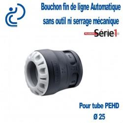 BOUCHON FIN DE LIGNE AUTOMATIQUE D25 SERIE1