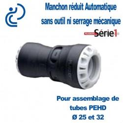 MANCHON REDUIT AUTOMATIQUE D25-32 SERIE1