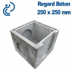 Regard / Puisard Béton 25x25 (intérieur) hauteur 30