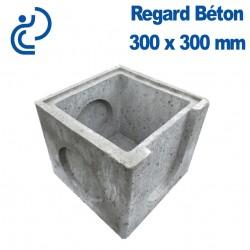 Regard / Puisard Béton 30x30 (intérieur) hauteur 32