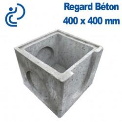 Regard / Puisard Béton 40x40 (intérieur) hauteur 36