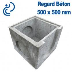 Regard / Puisard Béton 50x50 (intérieur) hauteur 37