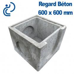 Regard / Puisard Béton 60x60 (intérieur) hauteur 45