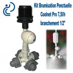 """Kit Brumisation Ponctuelle Coolnet 7.5l/h branchement 1/2"""""""