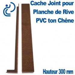 CACHE JOINT CHENE pour planche de rive