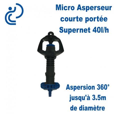 MICRO ASPERSEUR LONGUE PORTEE Supernet SR40
