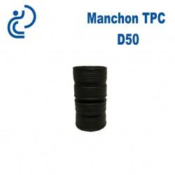 Manchon TPC Noir D50