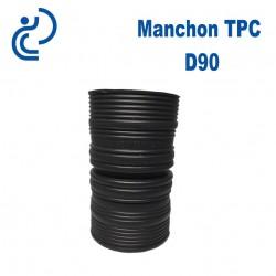 Manchon TPC Noir D90