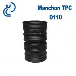 Manchon TPC Noir D110