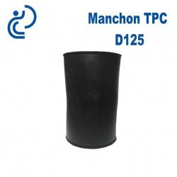 Manchon TPC Noir D125
