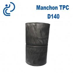 Manchon TPC Noir D140