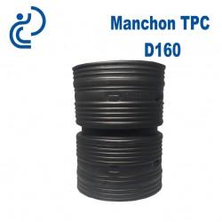 Manchon TPC Noir D160
