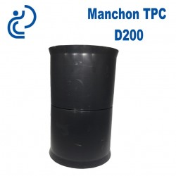 Manchon TPC Noir D200