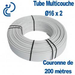 Tube Multicouche Ø16 x 2 en Couronne de 200 mètres