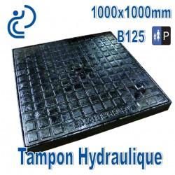 Tampon Hydraulique en Fonte 1000x1000mm B125