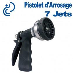"PISTOLET D'ARROSAGE 7 JETS 3/4"""