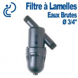 """FILTRE A LAMELLE pour eaux brutes 3/4"""""""