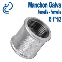"""MANCHON GALVA 1""""1/2 FF"""