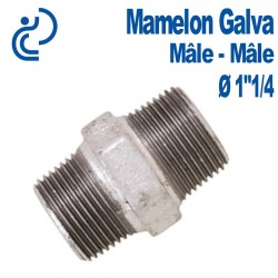 "MAMELON EGAL GALVA 1""1/4 MM"