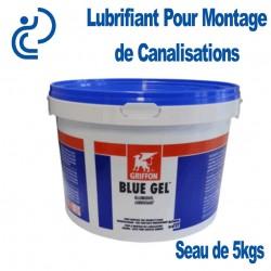 Lubrifiant blue gel seau de 5kgs
