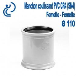 Manchon coulissant pvc CR4 D110