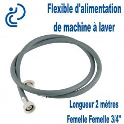 FLEXIBLE D'ALIMENTATION MACHINE A LAVER 2ML