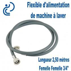 FLEXIBLE D'ALIMENTATION MACHINE A LAVER 2M50
