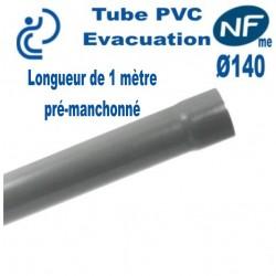 TUBE PVC NF D140 1ml