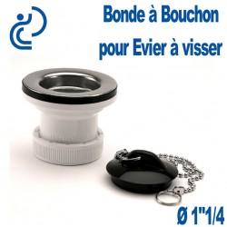 """Bonde à Bouchon à visser Ø1""""1/4"""